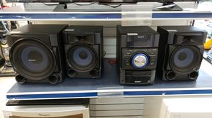 Sony home stereo system for Sale in Cicero, IL