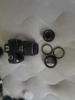 Nikon d60 for Sale in Clearwater, FL