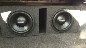 Two Sundown Audio Speakers for Sale in Fuquay Varina, NC