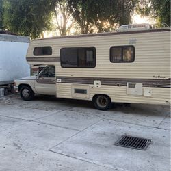1988 Toyota Motorhome for Sale in Carson,  CA