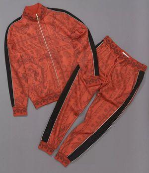 Reason Clothing Corinthian Tracksuit Sweat Suit Set Jacket & Pants Red Size XL for Sale in Mechanicsburg, PA