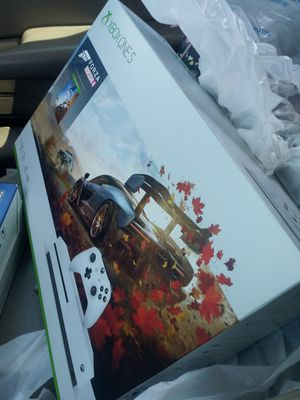 Xbox one s forza bundle new for Sale in Youngsville, NC