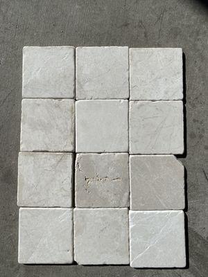 "Casa Antica 4"" x 4"" x 3/8"" Stone Tile for Sale in Las Vegas, NV"