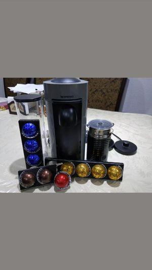 Nespresso Coffee Espresso Cappuccino Latte Maker Machine for Sale in Los Angeles, CA