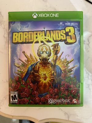 Borderlands 3 | Xbox One | Like New Condition for Sale in Brooklyn, NY