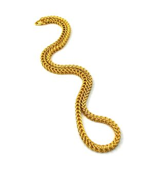 Gold plated chain for Sale in Lake Stevens, WA