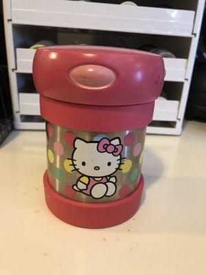 Hello kitty thermos 10oz for Sale in Bonita, CA