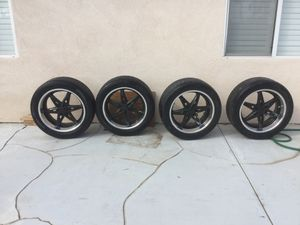 Tires and rims for Sale in Riverside, CA
