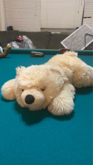SeaWorld Polar Bear Stuffed Animal for Sale in Hollywood, FL