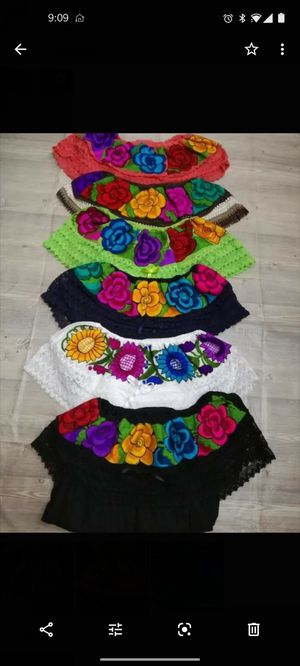 Ropa tipica for Sale in Houston, TX