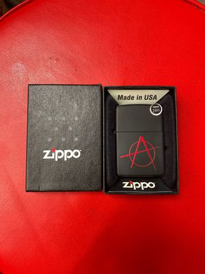 Anarchy zippo for Sale in North Las Vegas, NV