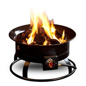 Brand New Outland Firebowl Standard 19 in. Steel Portable Propane Fire Pit for Sale in Houston, TX