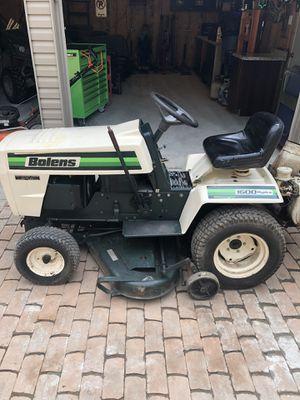 Bolens 1600 hydro eliminator riding mower for Sale in Russellton, PA