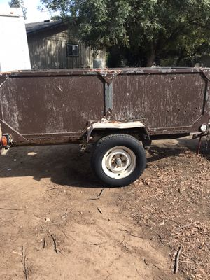 Jeep trailer for Sale in Clovis, CA
