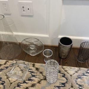 Various Flower Vases for Sale in Arlington, VA