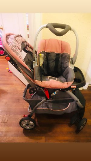 Convertible Stroller Matching Car seat for Sale in Shaker Heights, OH