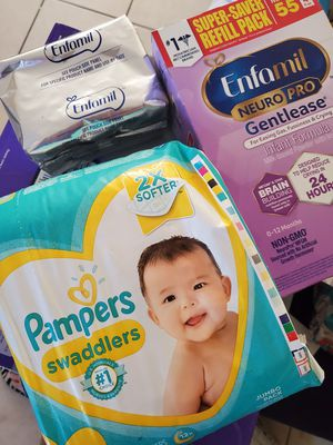 Size 2 pampers Bundle for Sale in San Diego, CA