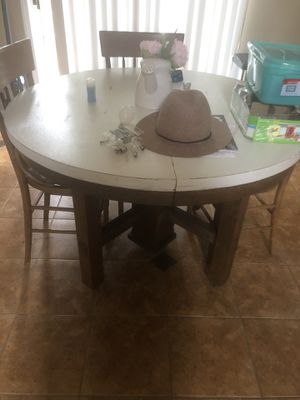 Reclaimed antique table for Sale in Durham, NC