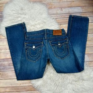 True Religion | Ricky Big T Straight Leg Jeans- SZ 32 for Sale in Las Vegas, NV