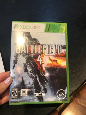 Battle Field 4 Xbox 360 game for Sale in Denver, CO