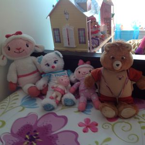 Animated stuffed animals for Sale in Bowie, MD