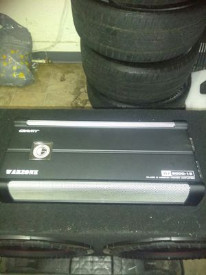 GRAVITY 6000 Watt AMPLIFIER for Sale in Oakland, CA
