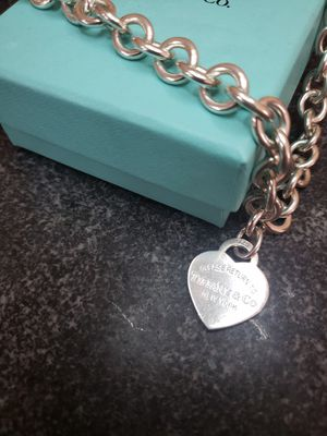 Return to Tiffany necklace for Sale in Burlington, CT