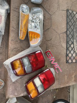 Headlights,taillights,driving lights and GMC emblem. for Sale in Elgin, IL