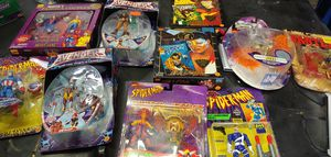 Collectible Marvel action figures for Sale in Napa, CA