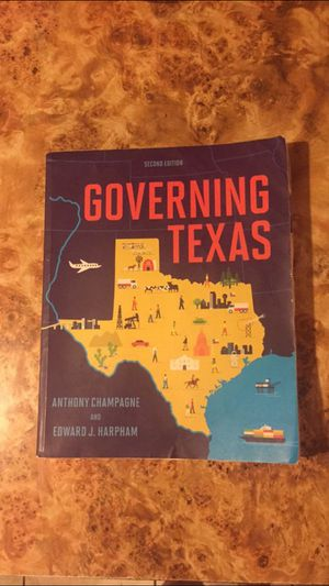 2nd Edition 'Governing Texas' Texas for Sale in Weslaco, TX