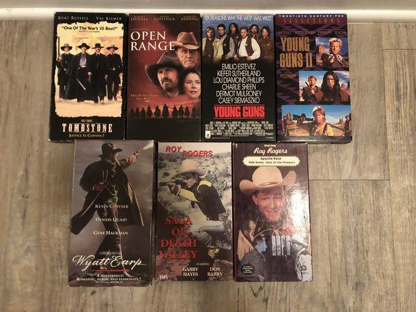 Huge VHS Lot!