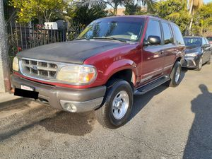 1999 Ford Explorer V6 SOHC Automatic for Sale in Compton, CA
