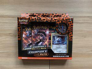 Pokemon Champions Path pin box - Hammerlocke Gym for Sale in Seattle, WA