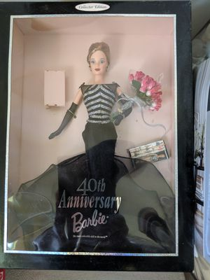 Barbie 40th anniversary for Sale in New Port Richey, FL