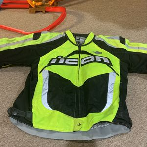 Men's Motorcycle Jacket for Sale in Roseville, MI