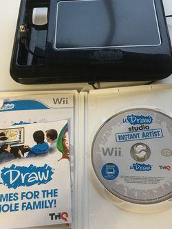 Wii Udraw for Sale in Orlando,  FL