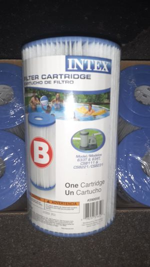 6 filter cartridge for Sale in Hilliard, OH