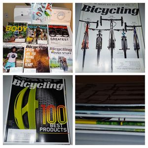 10 Count Bicycling Magazine Lot for Sale in Chesterton, IN