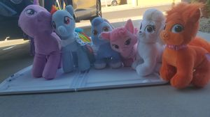 Plushies from build a bear for Sale in Chandler, AZ
