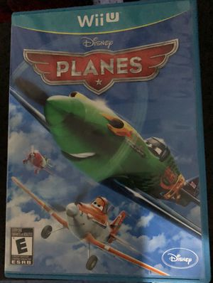 Disney Planes Nintendo Wii U for Sale in Philadelphia, PA