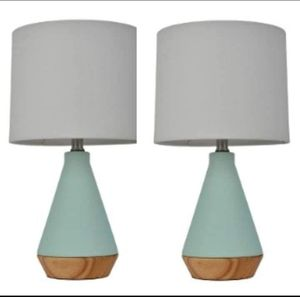 Project 62 Seafoam Green lamps for Sale in High Point, NC