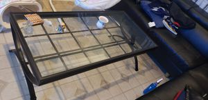 Glass coffee table for Sale in Newark, NJ