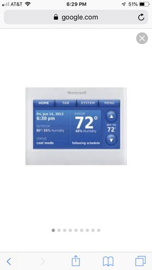 Honeywell thermostat for Sale in Culver City, CA