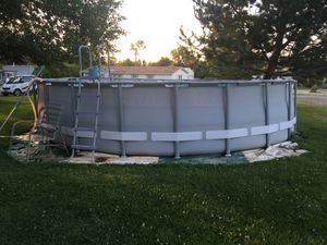 24 foot pool need gone ASAP for Sale in Umatilla, OR