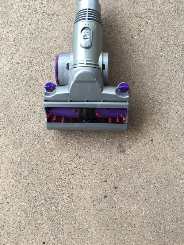 Dyson mini turbine head