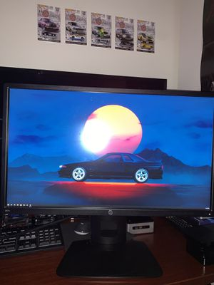 """HP z27s 4K 27"""" monitor for Sale in Lawrence, MA"""