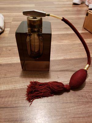 Old antique parfum bottle for Sale in Lauderhill, FL