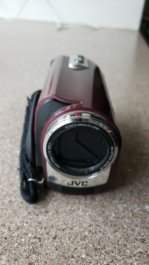 Jvc camcorder for Sale in Modesto, CA