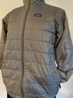 Patagonia. boys light jacket. Size for L for 12 years old for Sale in Palm Harbor,  FL