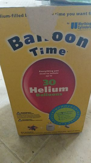 Balloon Time for Sale in Granite Quarry, NC